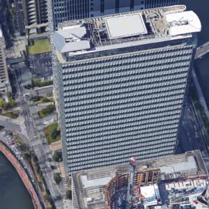 'Nakanoshima Mitsui Building' by Cesar Pelli (Google Maps)