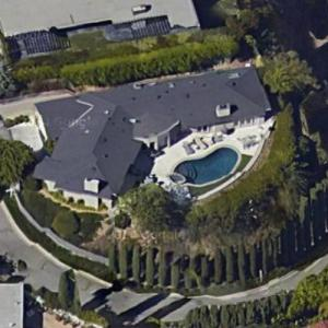 Angie Everhart's House (Former) (Google Maps)