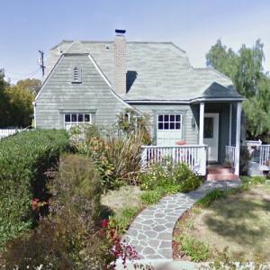 Adam Lambert's childhood house (StreetView)