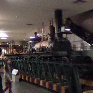 Oldest operable steam locomotive in the world (StreetView)