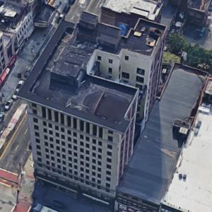 'Kinney Building' by Cass Gilbert (Google Maps)