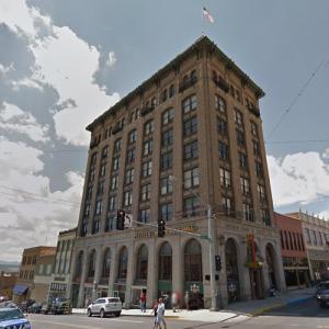 'Metals Bank Building' by Cass Gilbert (StreetView)