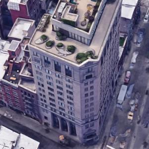 '60 Spring Street' by Cass Gilbert (Google Maps)