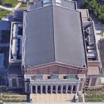 'Northrop Memorial Auditorium' by Cass Gilbert
