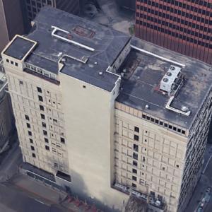 '300 Sixth Avenue Building' by Daniel Burnham (Google Maps)
