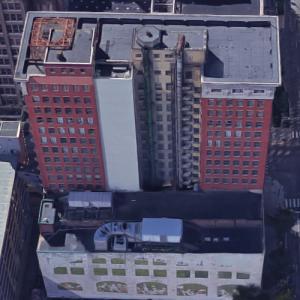 'Barnes and Thornburg Building' by Daniel Burnham (Google Maps)
