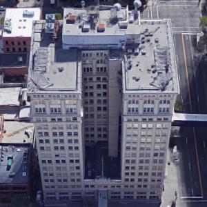 'US Bank Building' by Daniel Burnham (Google Maps)