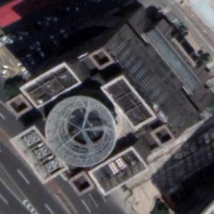 'Bank of Communications' by John Portman (Google Maps)