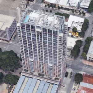 'Four Seasons Residences Austin' by Michael Graves (Google Maps)