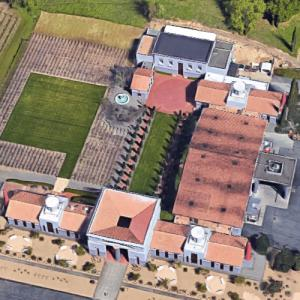 'Clos Pegase Winery' by Michael Graves (Google Maps)