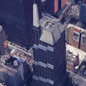 '750 Seventh Avenue' by Kevin Roche (Google Maps)