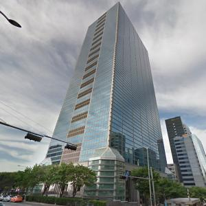 'Gangnam Finance Center' by Kevin Roche (StreetView)