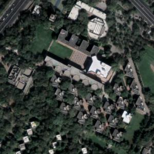 'Indian Institute of Management Ahmedabad' by Louis Kahn (Google Maps)