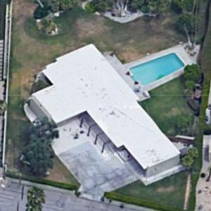 Elliott Broidy's House (Former) (Google Maps)
