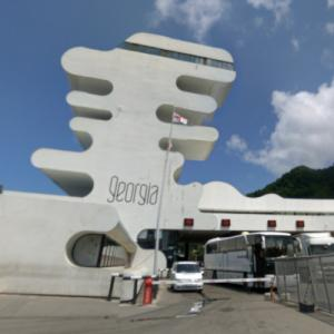 'Border Checkpoint' by J. Mayer H (StreetView)
