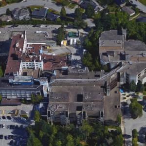 Burnaby Hospital (Google Maps)