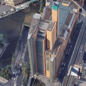 'Debis Tower' by Renzo Piano (Google Maps)