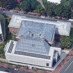 Harvard Art Museums (Google Maps)