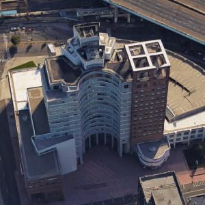 'Bridgeport Center' by Richard Meier (Google Maps)