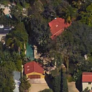 Emma Roberts' House (Google Maps)