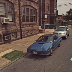 Subaru XT (StreetView)