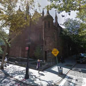 'Grace Episcopal Church' by Richard Upjohn (StreetView)