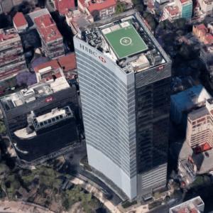'Torre HSBC' by HOK (Google Maps)