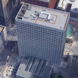 'Bank of America Tower' by HOK (Google Maps)