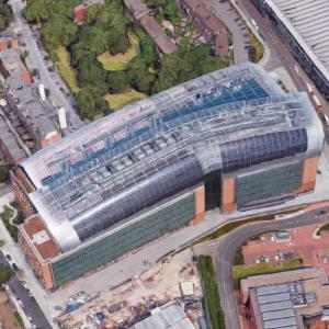 'Francis Crick Institute' by KOH (Google Maps)