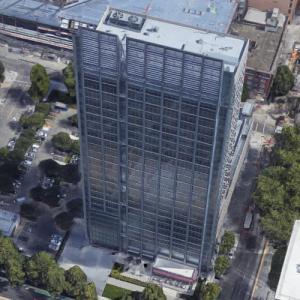 Us Bank Tower By Koh In Sacramento Ca Virtual Globetrotting - Us-bank-google-maps