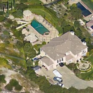 Hailee Steinfeld's House (Google Maps)