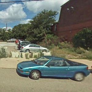 1990-1991 Geo Storm (StreetView)