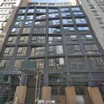 '121 East 22nd' by Rem Koolhaas under construction