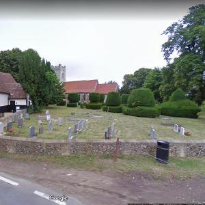 Borley Church (StreetView)