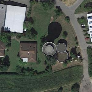 Aalen water tower (Google Maps)