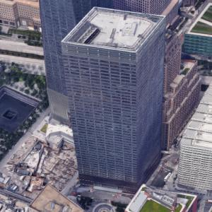 '7 World Trade Center' by Daniel Libeskind (Google Maps)