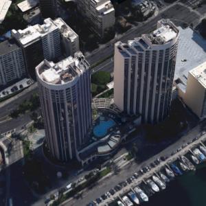'Hawaii Prince Hotel' by Ellerbe Becket (Google Maps)