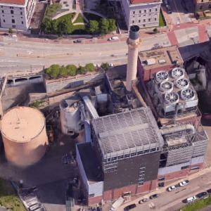 'St. Paul Cogeneration Plant' by Ellerbe Becket (Google Maps)
