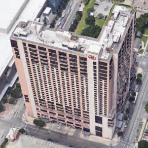 Austin Hilton Convention Center Hotel (Google Maps)