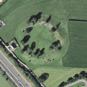 Mayburgh Henge (Google Maps)