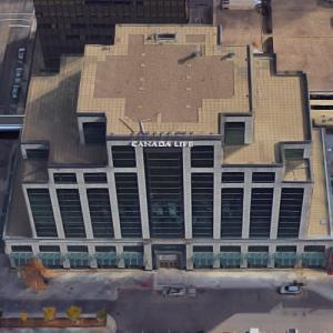 'Canada Life Place' by Adamson Associates (Google Maps)