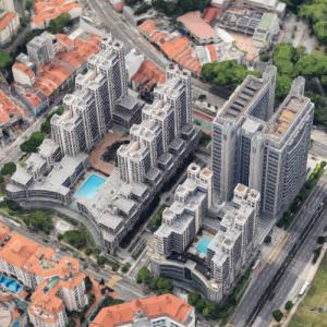 'UE Square' by Tange Associates (Google Maps)