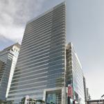 'Bangkok City Tower' by Tange Associates