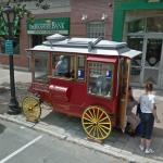 Pittsfield Popcorn Wagon