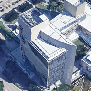 'Federal Reserve Bank of Dallas' by KPF (Google Maps)