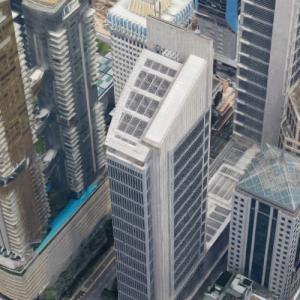 'SGX Centre One' by KPF (Google Maps)