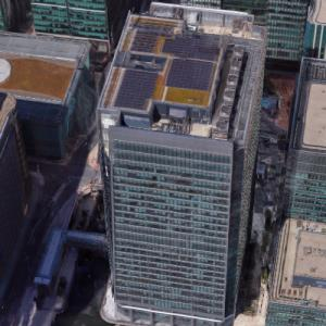 '25 Churchill Place' by KPF (Google Maps)