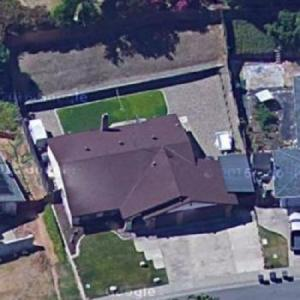 Joseph J Deangelo's House (Golden State Killer) (Google Maps)