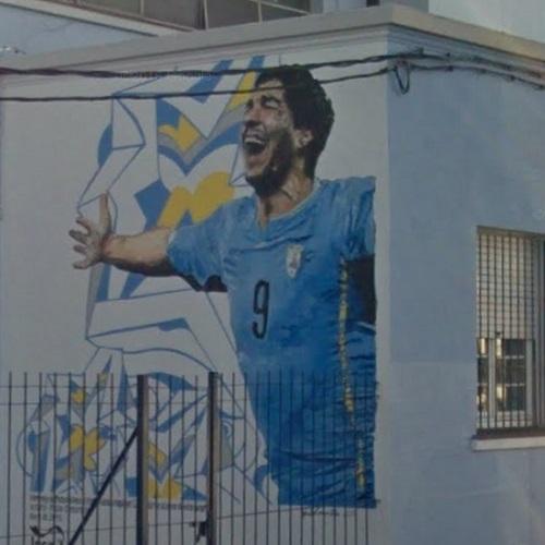 Murales En Montevideo