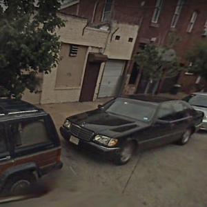 Mercedes-Benz S-Class W140 (StreetView)